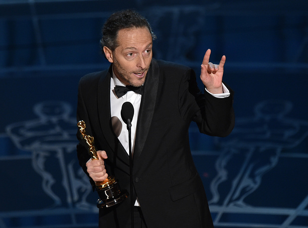 "Emmanuel Lubezki won the Oscar for best cinematographer for ""Birdman"""