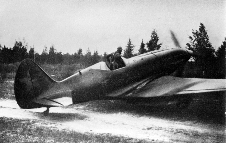 Mikoyan-Gurevich MiG-1 was a Soviet fighter aircraft of World War II. One hundred MiG-1 were built in 1940