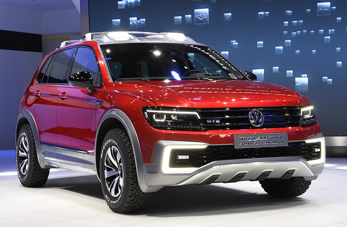 Tiguan GTE Active Conncept SUV