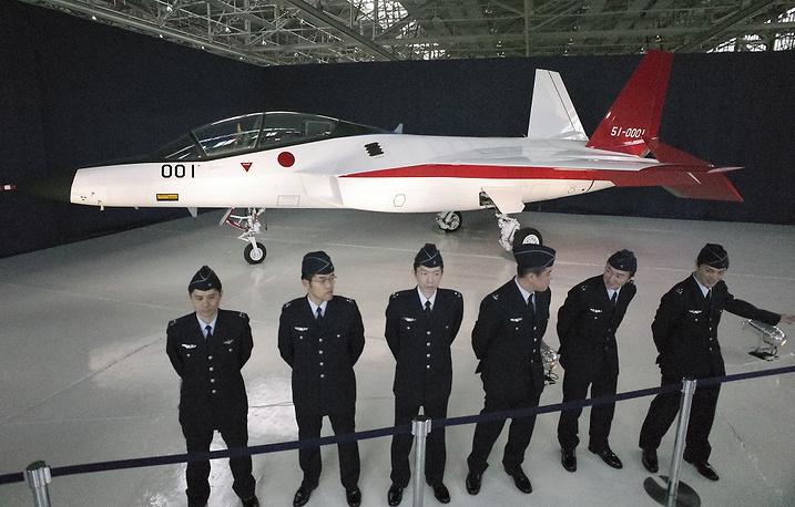 Japan's X-2, 2016