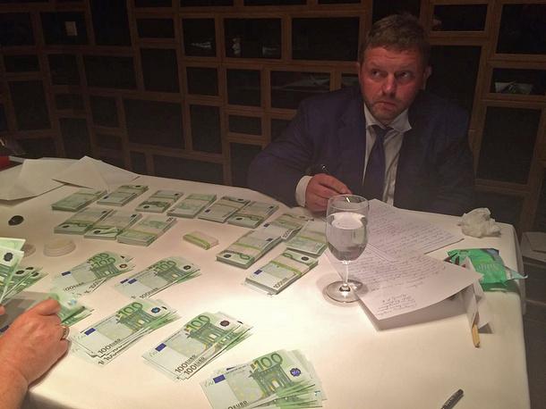Detention of Nikita Belykh