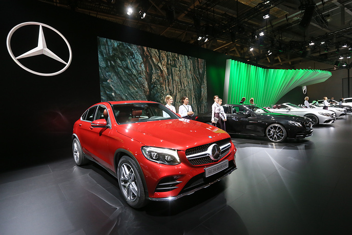 Mercedes-Benz GLC 250 4matic car