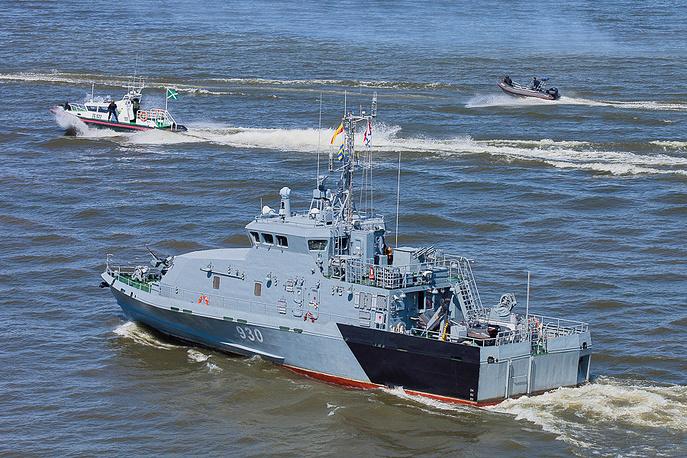 Grachonok-class anti-saboteur ship