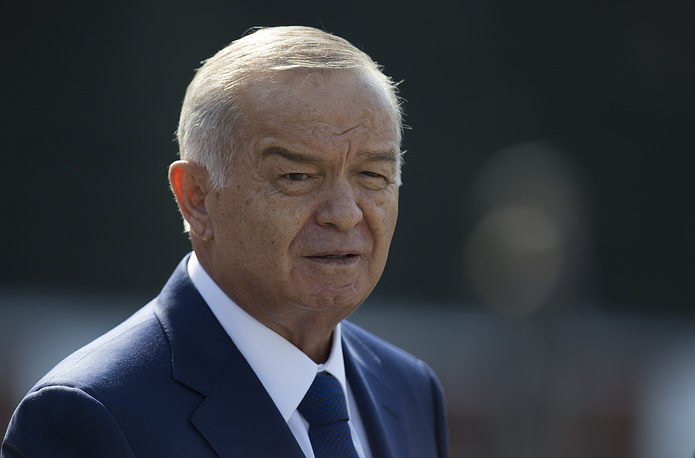 Uzbek President Islam Karimov died September 2. He was 78