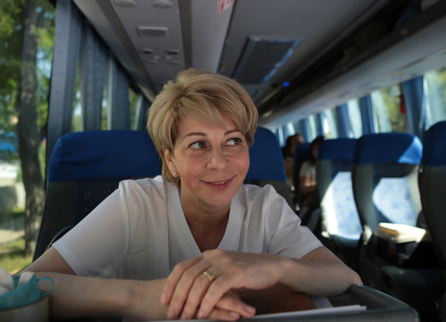 Yelizaveta Glinka, also known as Doctor Liza, cherished Russian physician, charity worker and human rights activist died in Tu-154 crash on December 25. She was 54