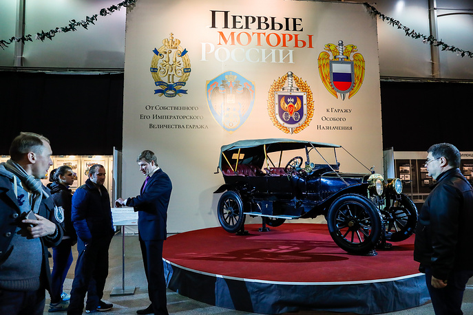 Russo-Balt К12/20 (Russia, 1911)