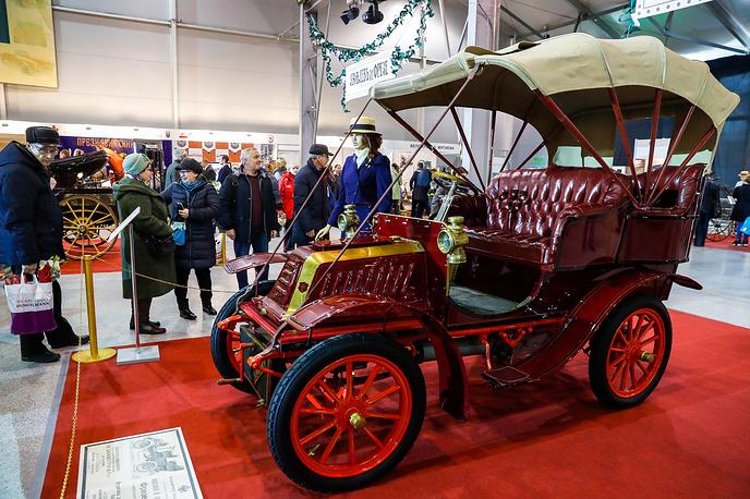 De Dion-Bouton Model Z (France, 1905)