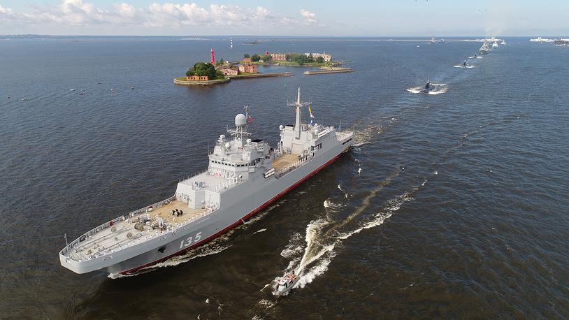 Ivan Gren dock landing ship