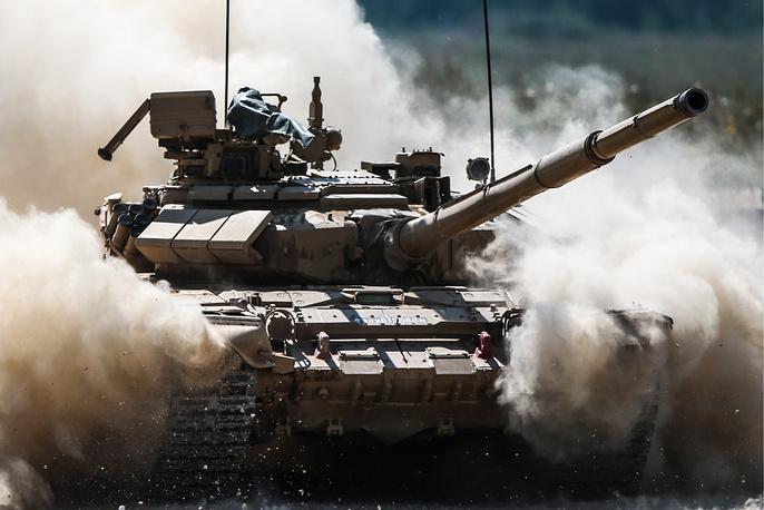 India's T-90S