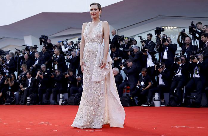 US actress Kristen Wiig