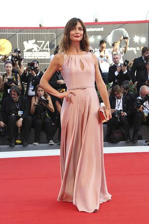 Italian actress Francesca Cavallin