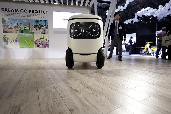 Honda Motor Co.'s Honda RoboCas Concept