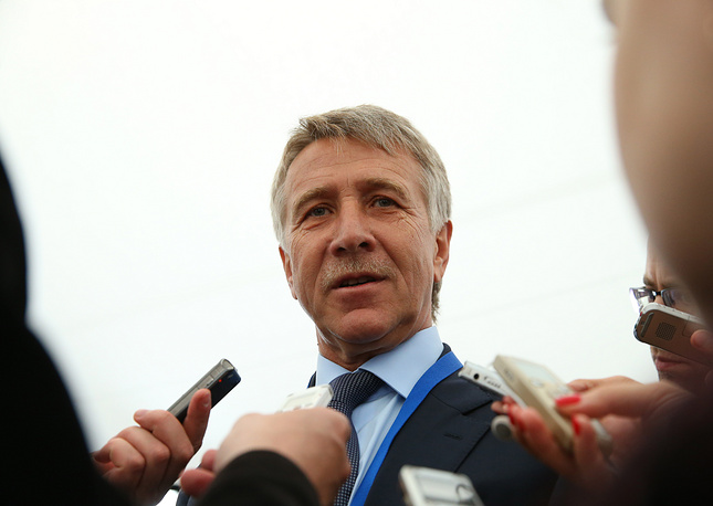 Leonid Mikhelson, head of the Russian natural gas producer Novatek, $18 bln