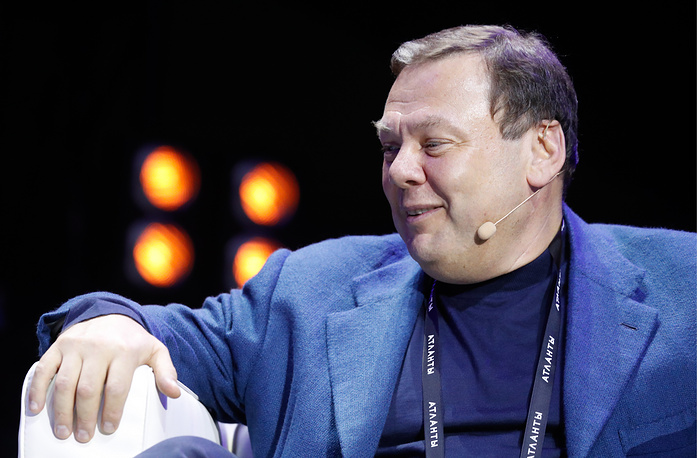 Mikhail Fridman, co-owner of Alfa Group, $15.1 bln