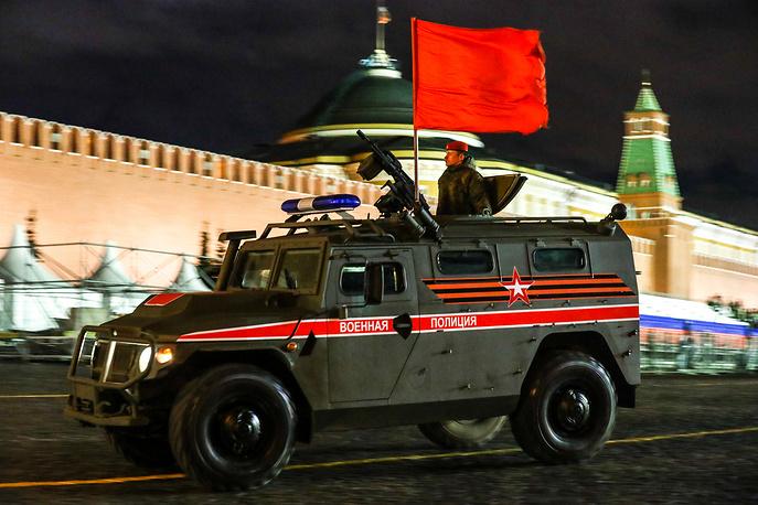 Tigr-M [Tiger] multipurpose infantry mobility vehicle