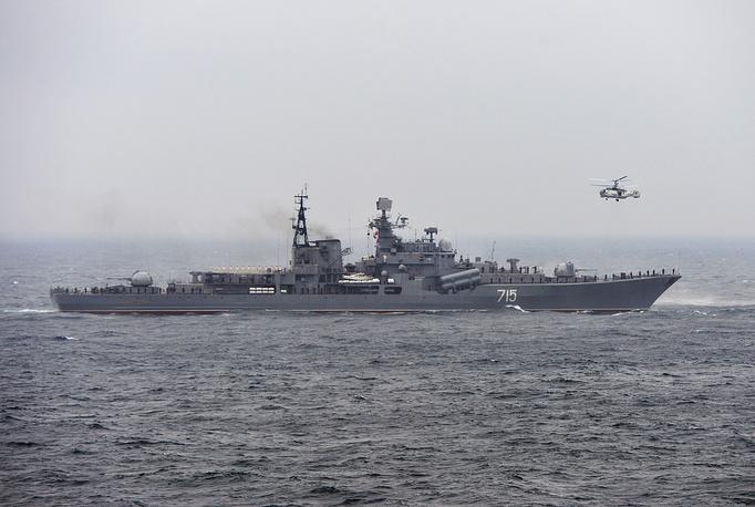 Bystryi destroyer