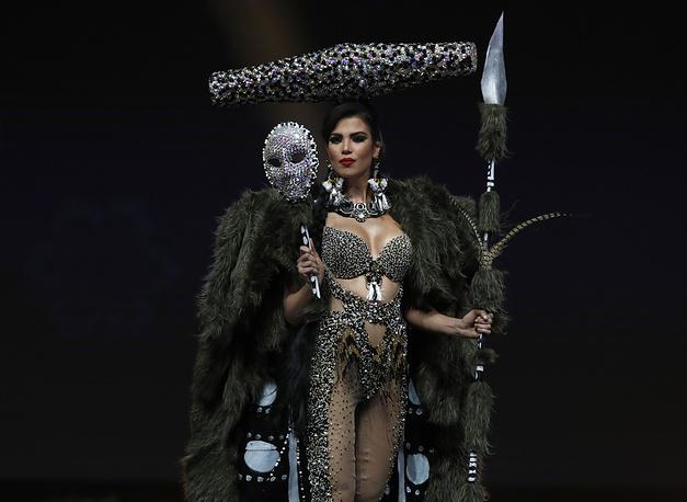 Miss Chile Andrea Diaz
