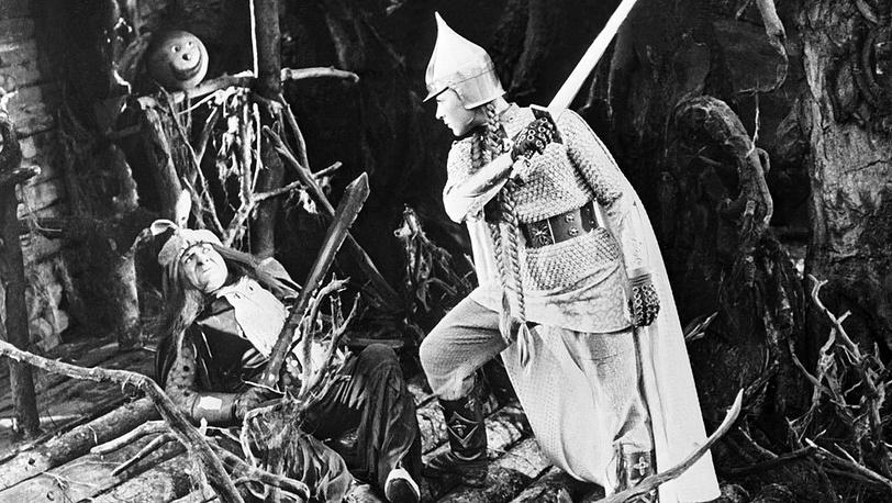 """К/ф """"Золотые рога"""". В роли Бабы Яги. 1972 год. Репродукция Фотохроники ТАСС"""