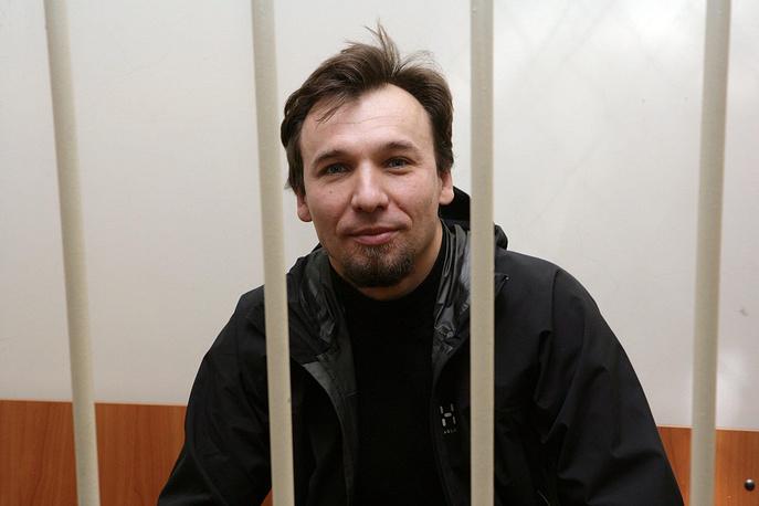 Польский активист Greenpeace Томаш Дземьянчук.