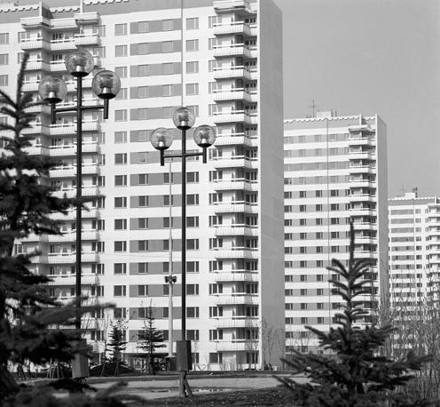 Подготовка к Олимпиаде в Москве, 1980 г.