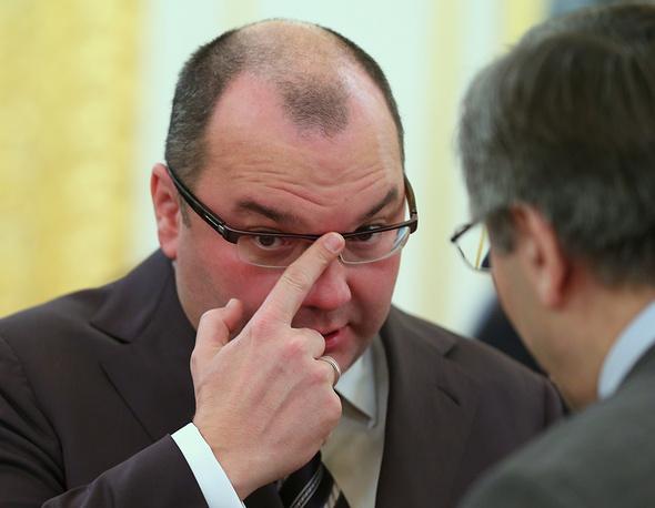 Генеральный директор ИТАР-ТАСС Сергей Михайлов