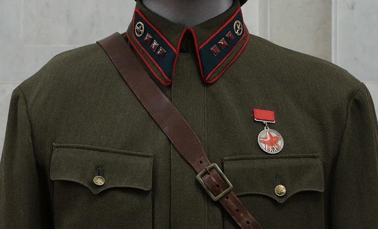 Военная форма образца 1935
