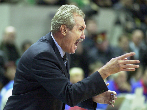 3 октября. Умер олимпийский чемпион баскетболист Сергей Белов
