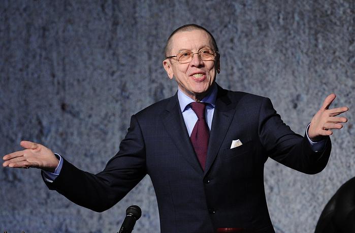 30 марта. Скончался народный артист РСФСР Валерий Золотухин