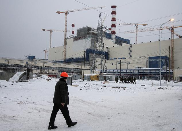 Энергоблок номер 4 с реактором на быстрых нейтронах БН-800