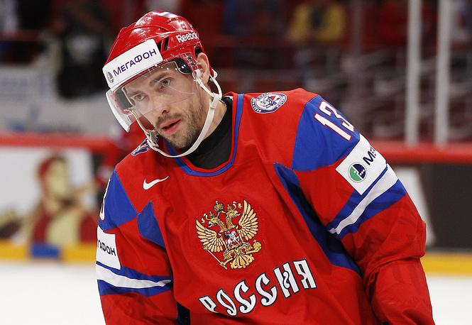 "Павел Дацюк (""Детройт Ред Уингз"", НХЛ)"