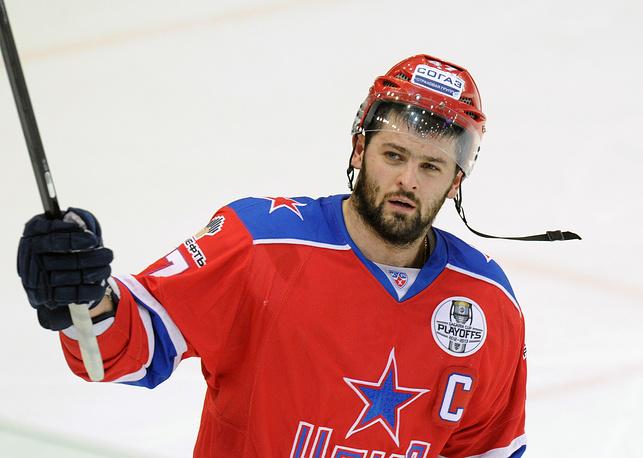 Александр Радулов (ЦСКА, КХЛ)