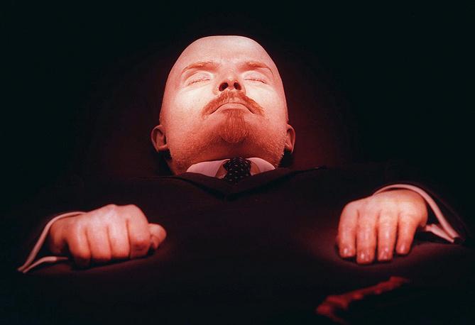 Тело Владимира Ленина,  1994