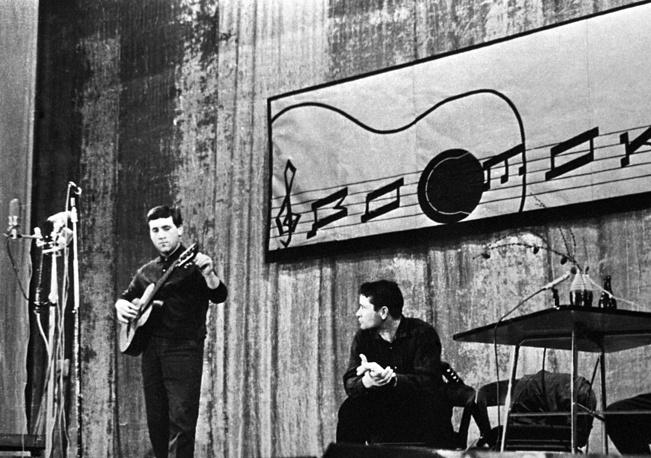 Владимир Высоцкий, 1963 г.