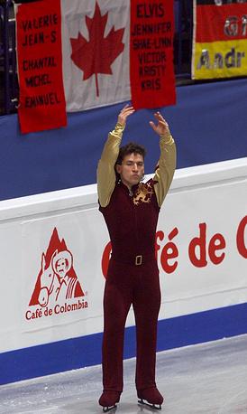 Трехкратный чемпион мира по фигурному катанию канадец Элвис Стойко будет освещать соревнования для североамериканского портала Yahoo.com, как и на Олимпийских играх-2010 в Ванкувере