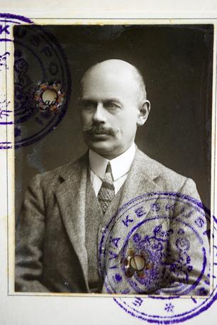 Генерал-майор Воейков Владимир Николаевич - первый министр спорта России (Главнонаблюдающий за физическим развитием народонаселения Российской Империи)