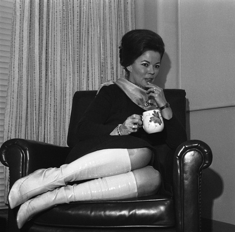 Во время генеральной ассамблеи ООН. 1969 год
