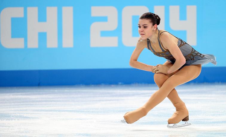 В сумме 17-летняя россиянка показала результат 224.59 балла