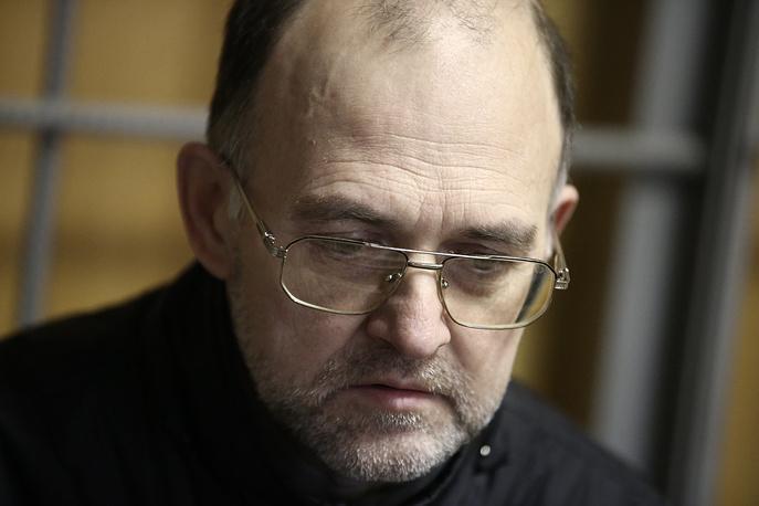 Сергей Кривов приговорен к четырем годам лишения свободы