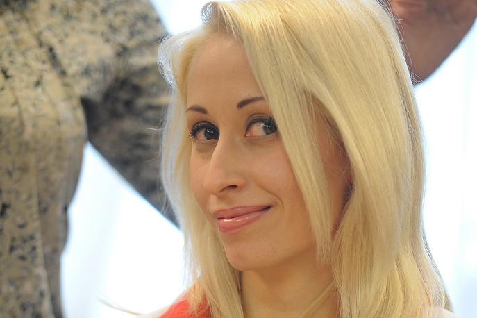 Заслуженный мастер спорта, паралимпийская чемпионка по лыжных гонкам Михалина Лысова