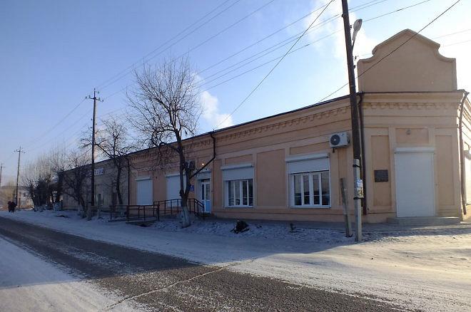 Дом купца Второва в Сретенске