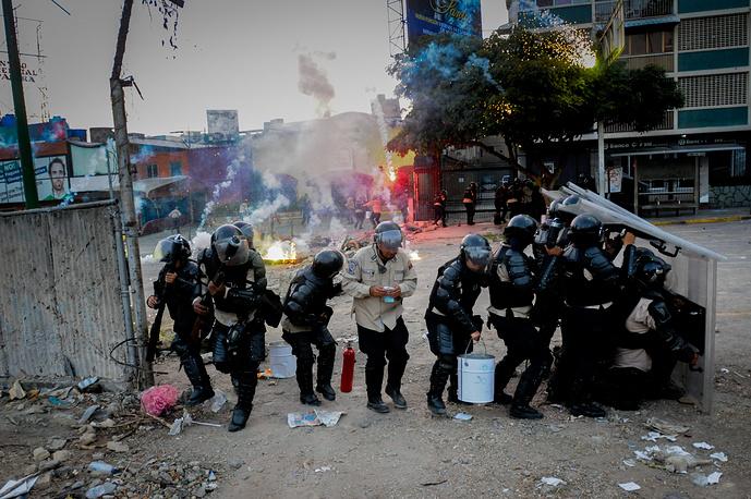 5 марта 2014 года, Каракас