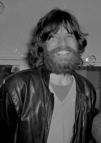 Мик Джаггер тоже носил бороду в 1979 году