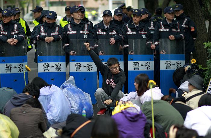 Тайваньская оппозиция не согласна с некоторыми пунктами соглашения, которые, по их мнению, могут привести к значительному усилению экономической зависимости от КНР
