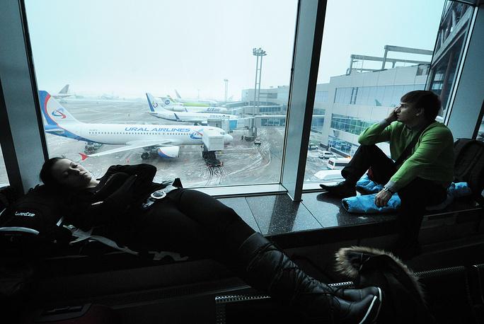 В 2011 году в рамках премии «World Airport Awards» аэропорт был признан лучшим в Восточной Европе.На фото: аэропорт Домодедово, 2010 год