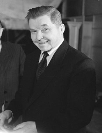 Сергей Ильюшин является абсолютным рекордсменом по числу полученных Сталинских премий - 7. На фото: авиаконструктор Сергей Ильюшин, 1964 год