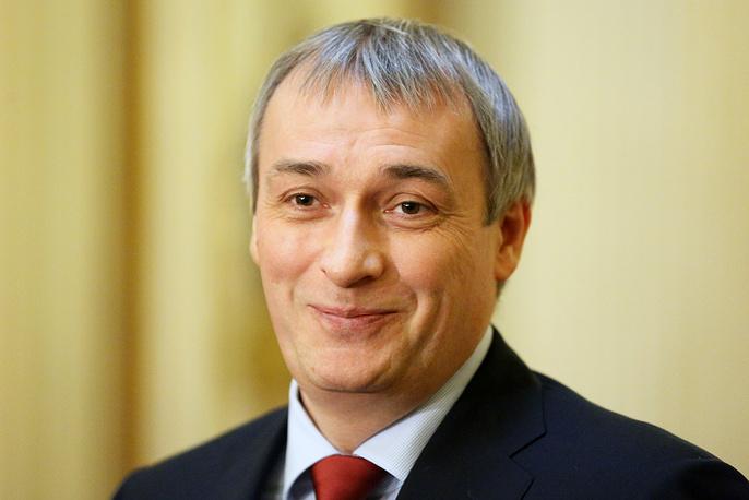 Депутат Законодательного собрания Петербурга  Максим Яковлев