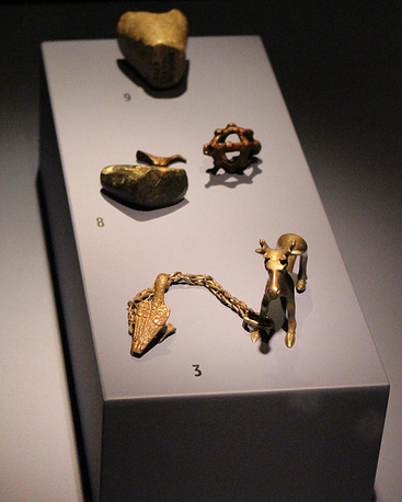 """Выставка """"Крым: золото и секреты Черного моря"""" в музее Алларда Пирсона в Амстердаме"""