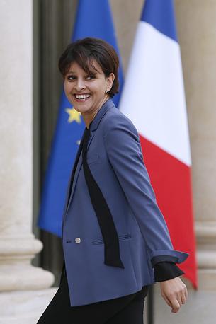 Министр по правам женщин Наджат Валло-Белькасем (сохранила пост)