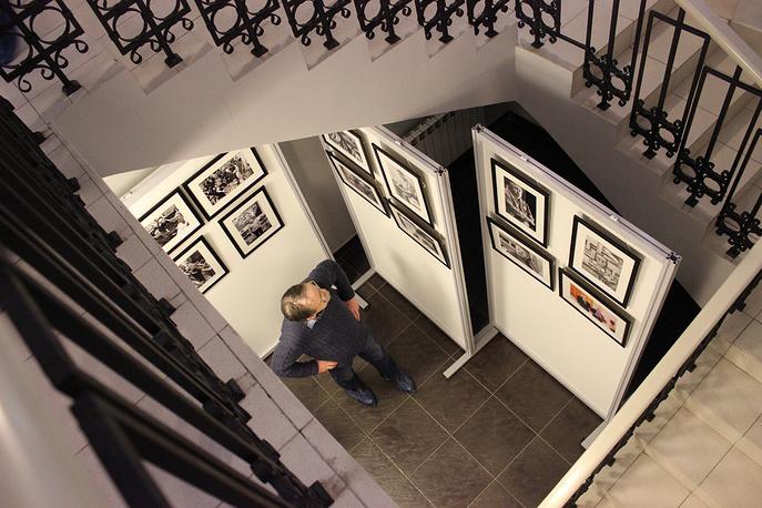 """Фотовыставка """"Скульптор своей судьбы"""" в Музее Эрнста Неизвестного"""