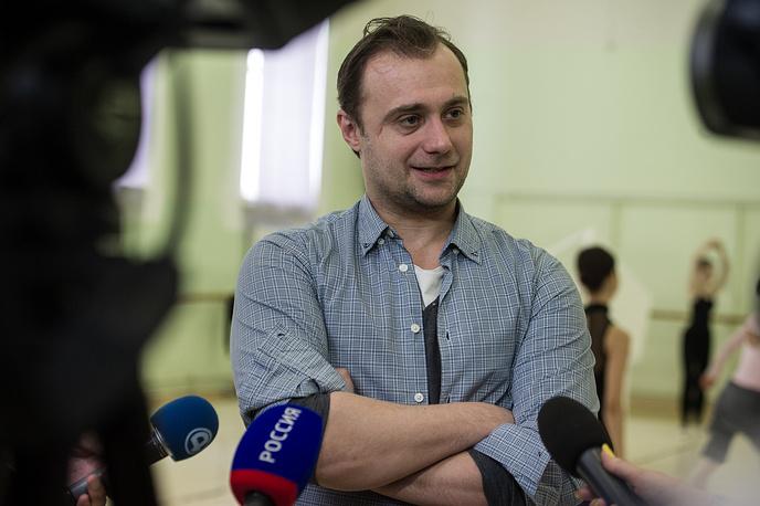 Вячеслав Самодуров, художественный руководитель балетной труппы Екатеринбургского театра оперы и балета